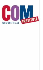 ISCAE - Communication, Relations publiques