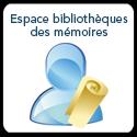 iscae espace bibliotheques des mémoires