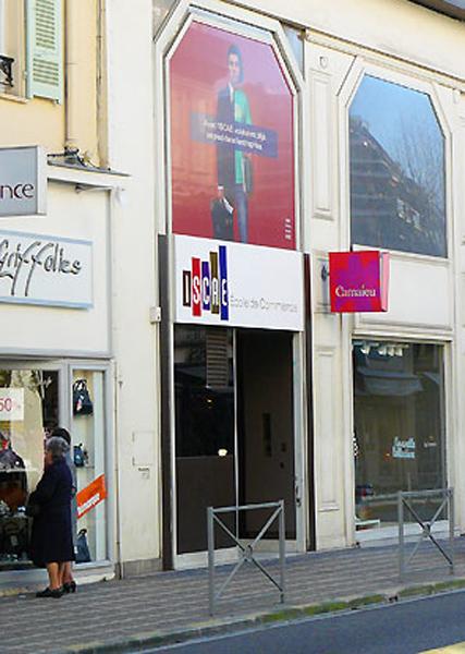 ISCAE - Ecole de commerce à Nice PACA