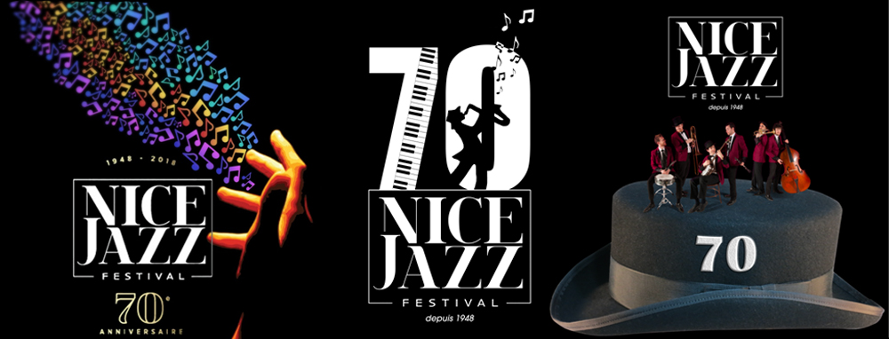 Affiche Nice Jazz Festival