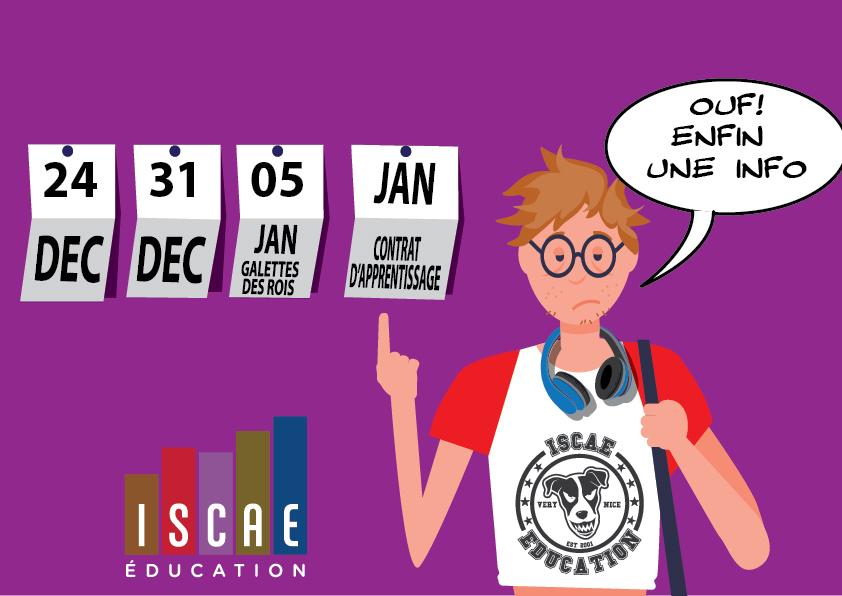 Apprentissage - Recruter Un Apprenti - ISCAE Nice